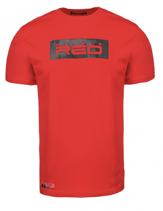 T-shirt CARBON Edition Red