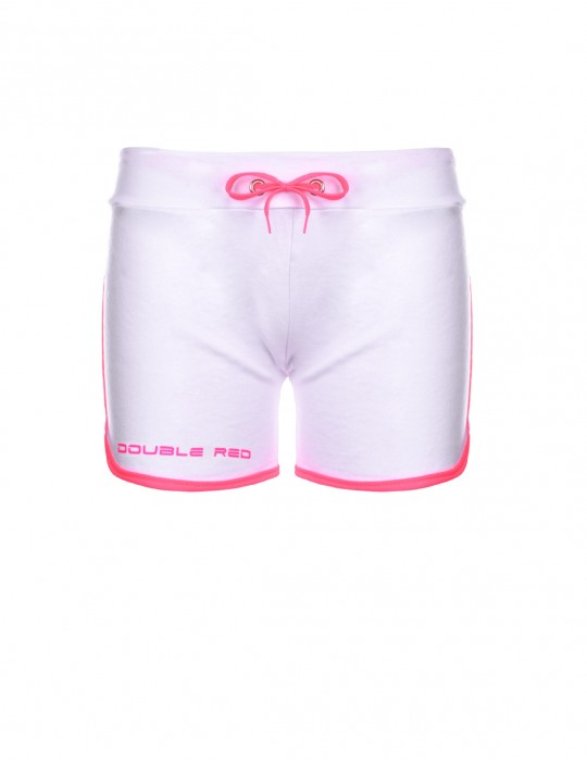 DOUBLE RED Women's Short Neon White