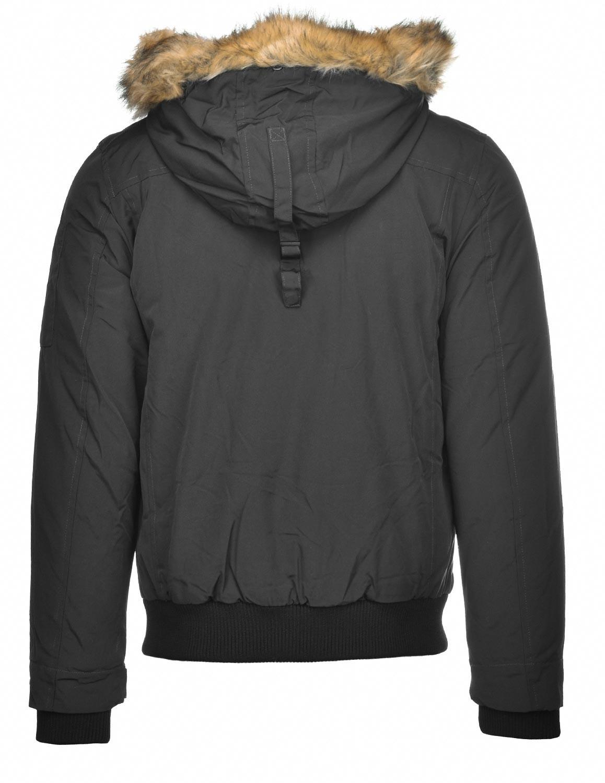 AERO Winter Jacket Black