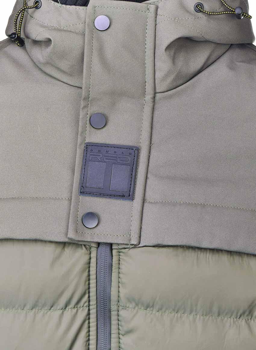 ASPEN Winter Jacket Grey