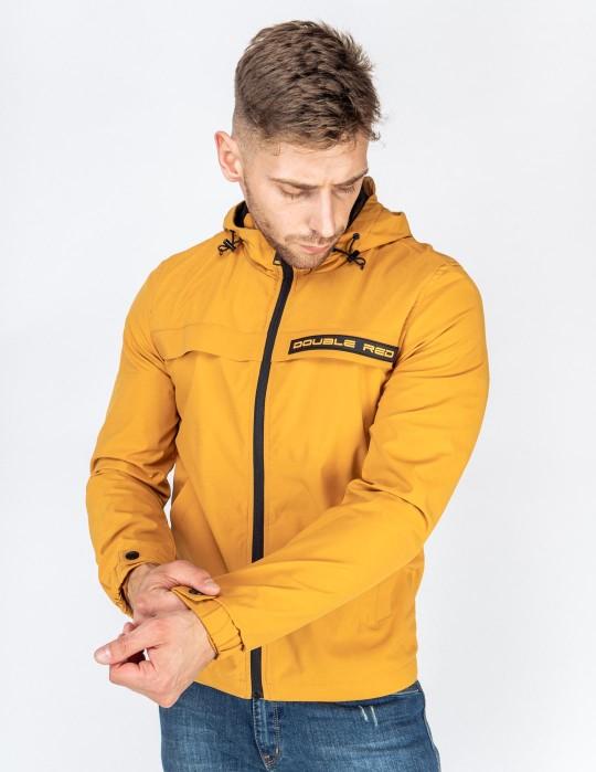 JOURNAL Jacket Orange