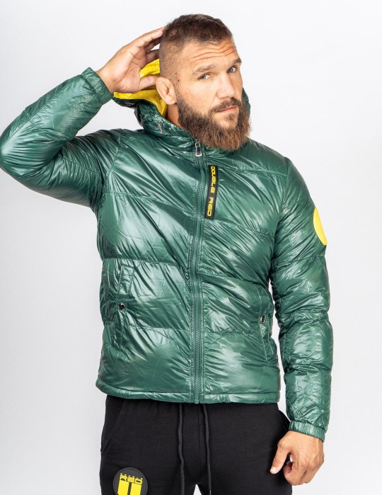 EXQUISIT Jacket Green