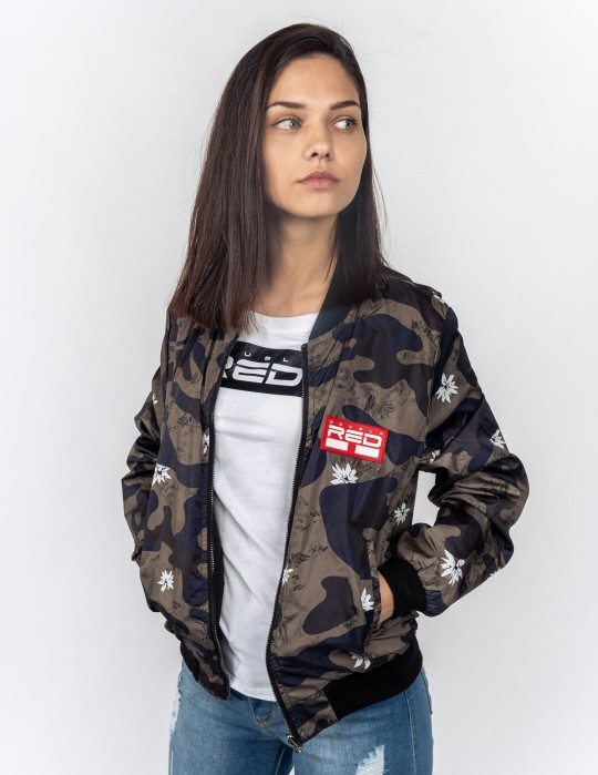 Bloom Camodresscode Fly Jacket