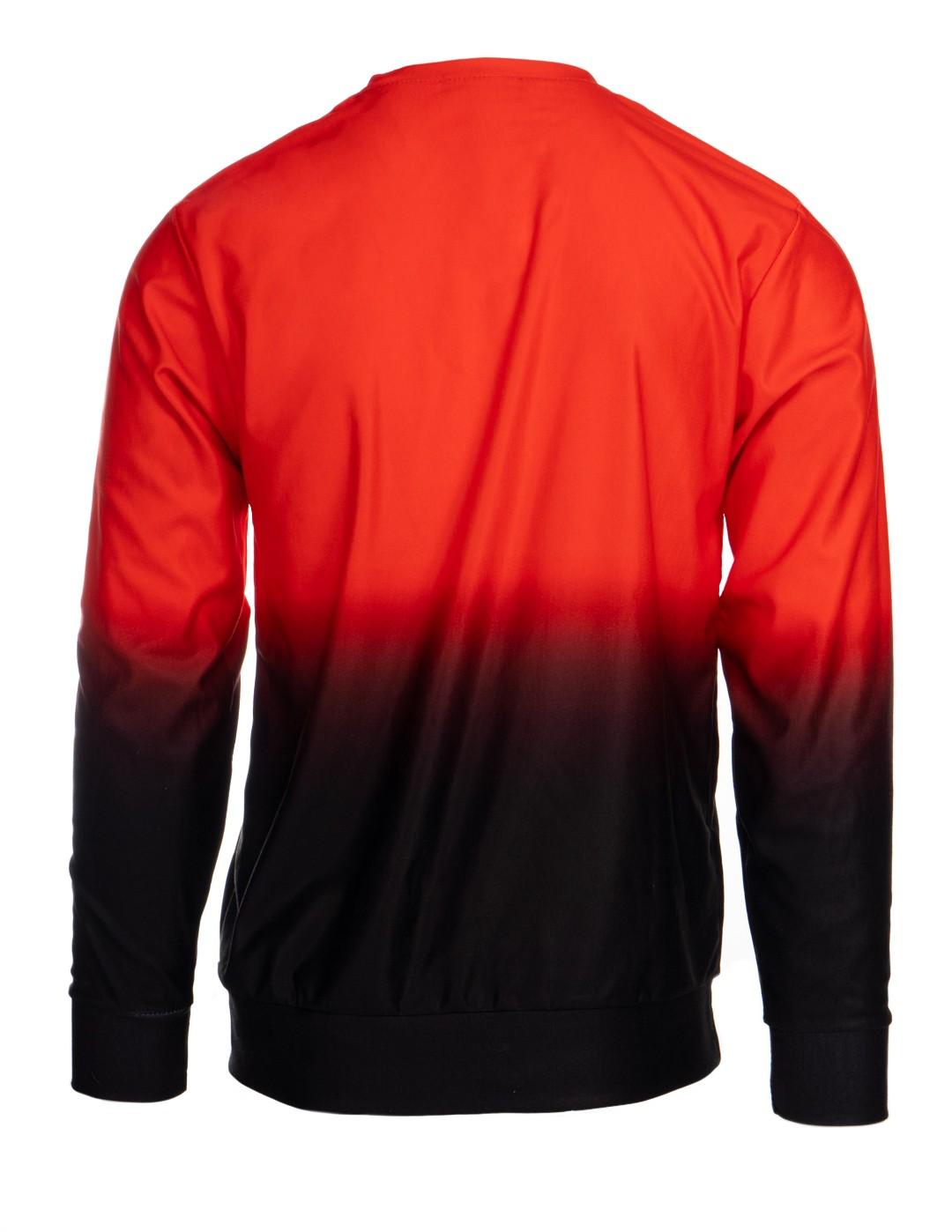 SHADOWS Sweatshirt Black/Red