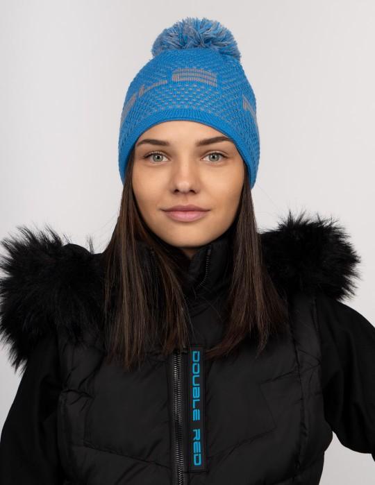 NISEKO Neon Sky Unisex Winter Cap