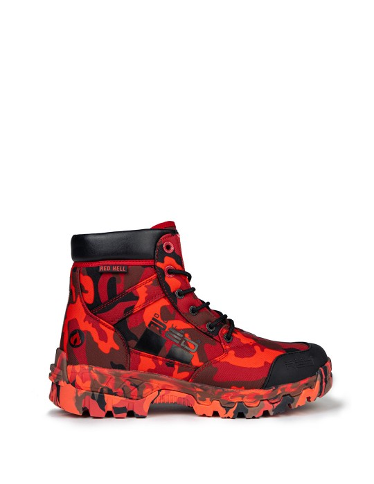 RED HELL FLAMMABLE™ Boots