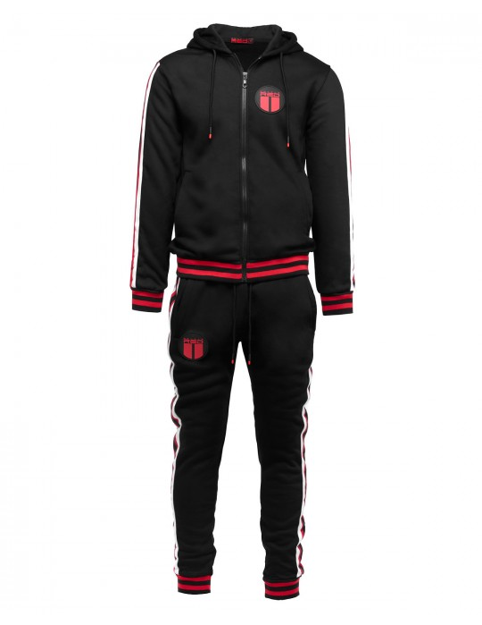 Tracksuit Limited 90's Retro Collection Black