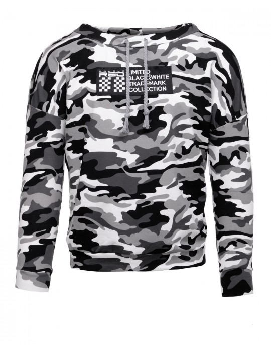Sweatshirt BW Edition Camo