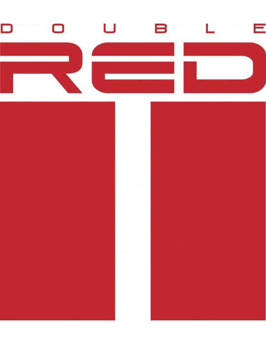 Autonálepky DOUBLE RED