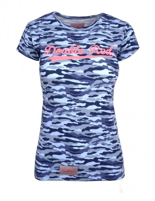 DR W T-Shirt BlueDressCode
