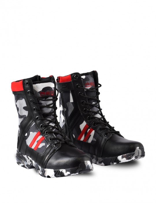 Boots Armyshock B&W