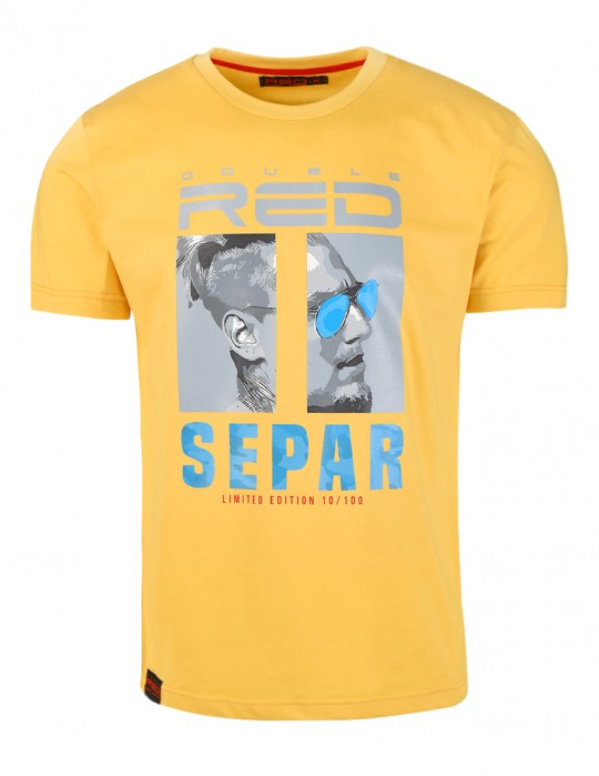 Limited Edition SEPAR T-Shirt Yellow