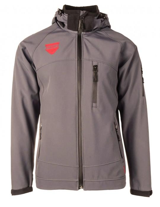 Men's softshell jacket Grey