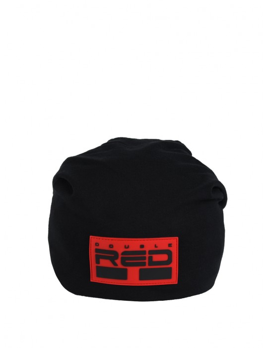 DNA RED BEANIE Light Black