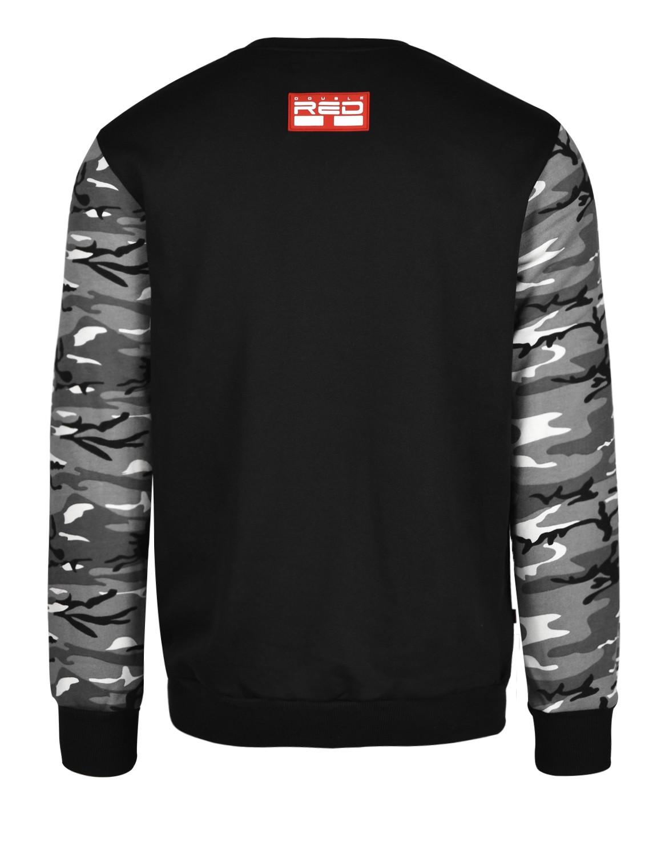 Soldier Sweatshirt Black/Camo