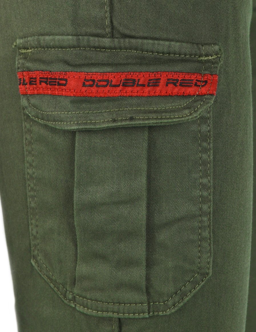 RED Army Cargo Jeans Olive