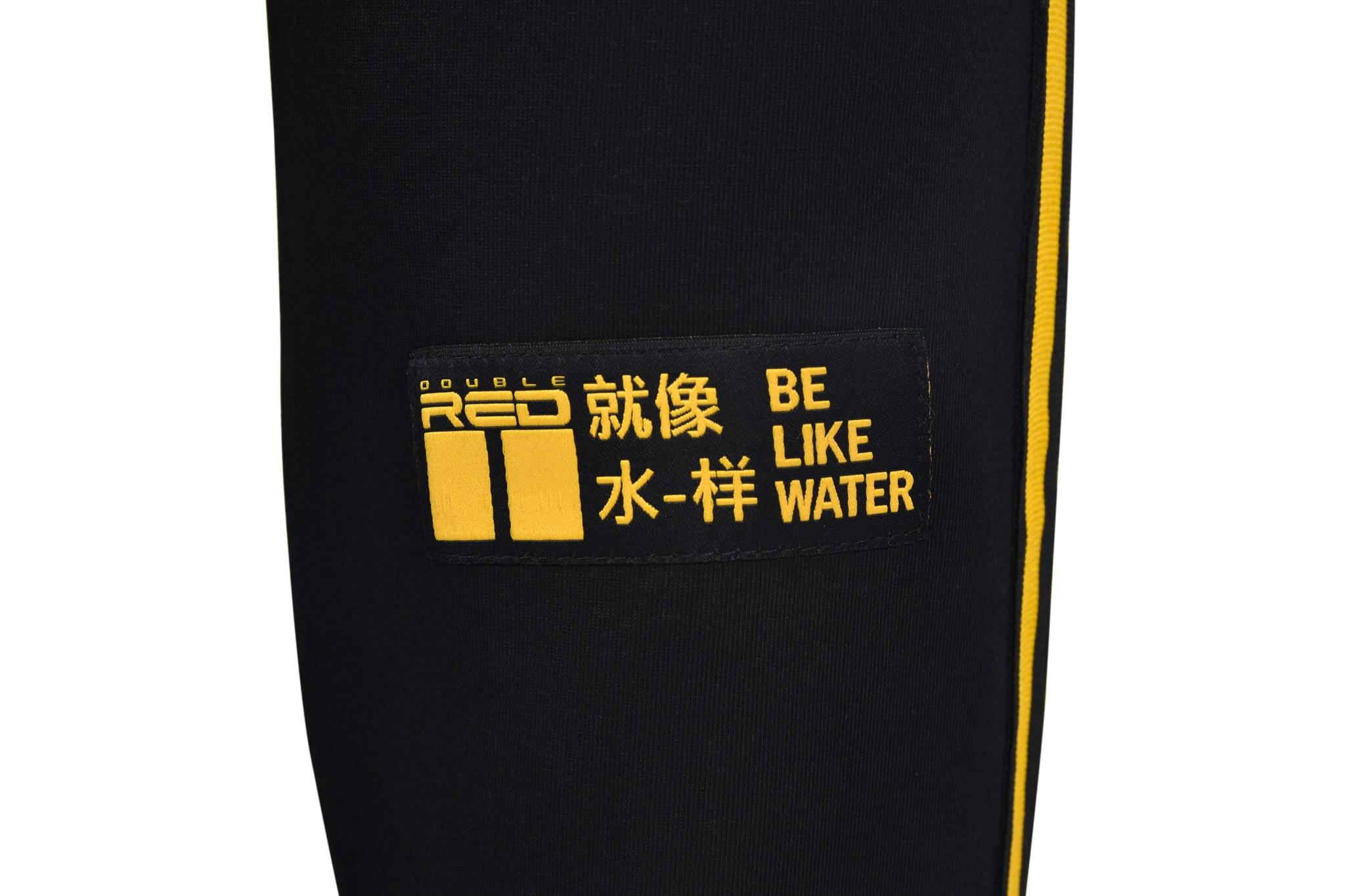Sweatpants KUNG FU Master Black
