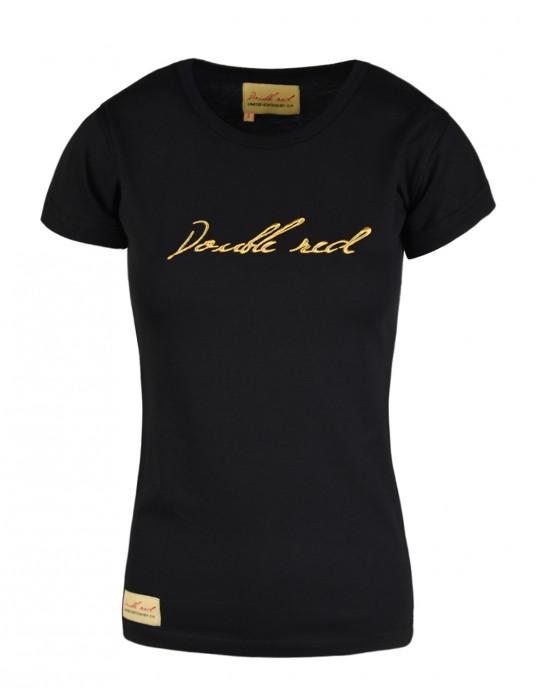 LIMETED QUEEN Zuzana Plačková T-shirt Black