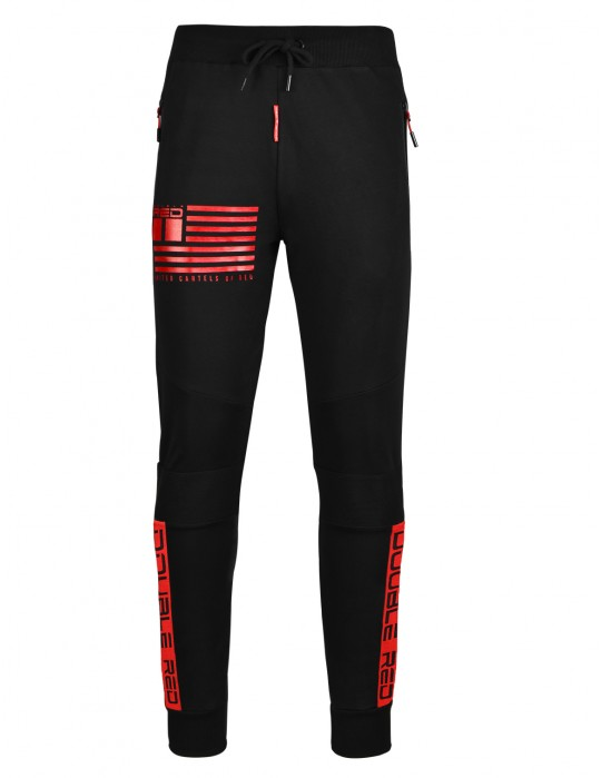 Sweatpants United Cartels Of Red UCR Black
