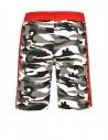 UTTER Shorts B&W Camo