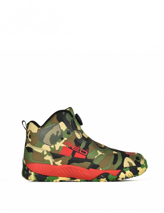 Boots WIRE™ Camo Code