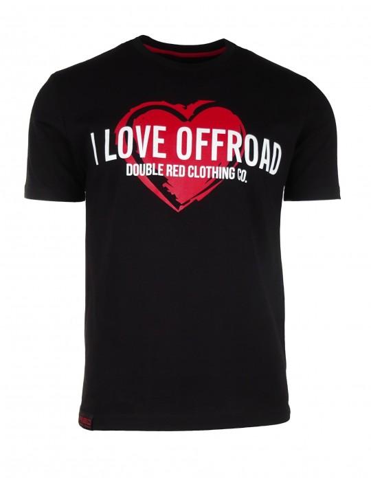 Tričko I Love Offroad