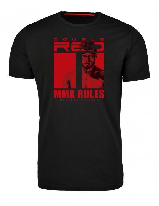 T-Shirt MMA RULES MAKHMUD MURADOV Black