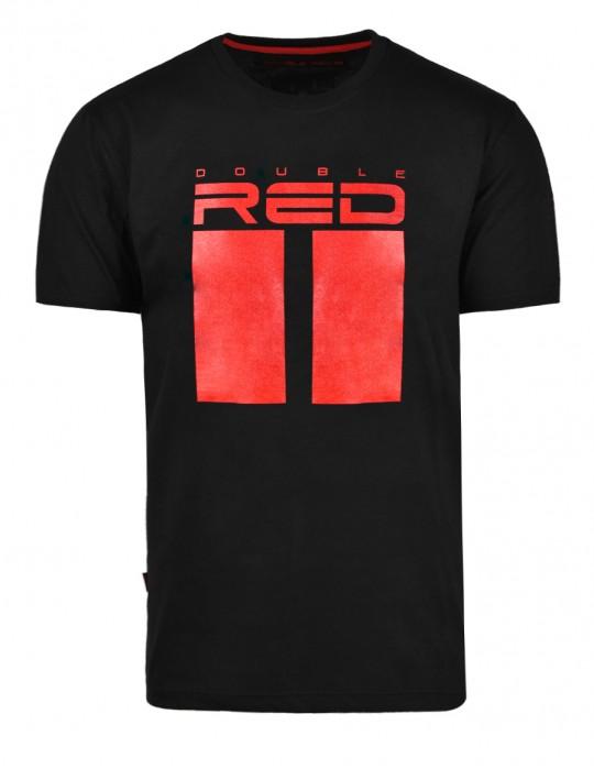 T-shirt All Logo Black
