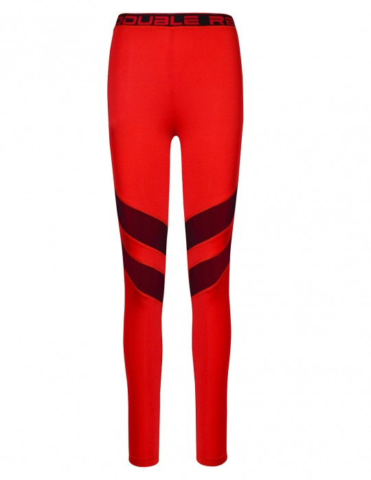 Leggins SPORT IS YOUR GANG™ PRO AIR TECH Red