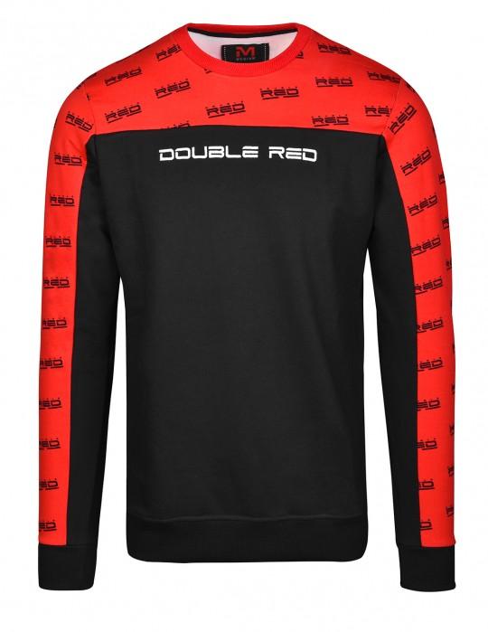 Sweatshirt UTTER FULL LOGO Red