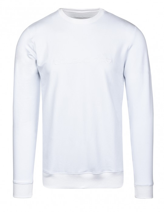 ELEGANCE All White Sweatshirt