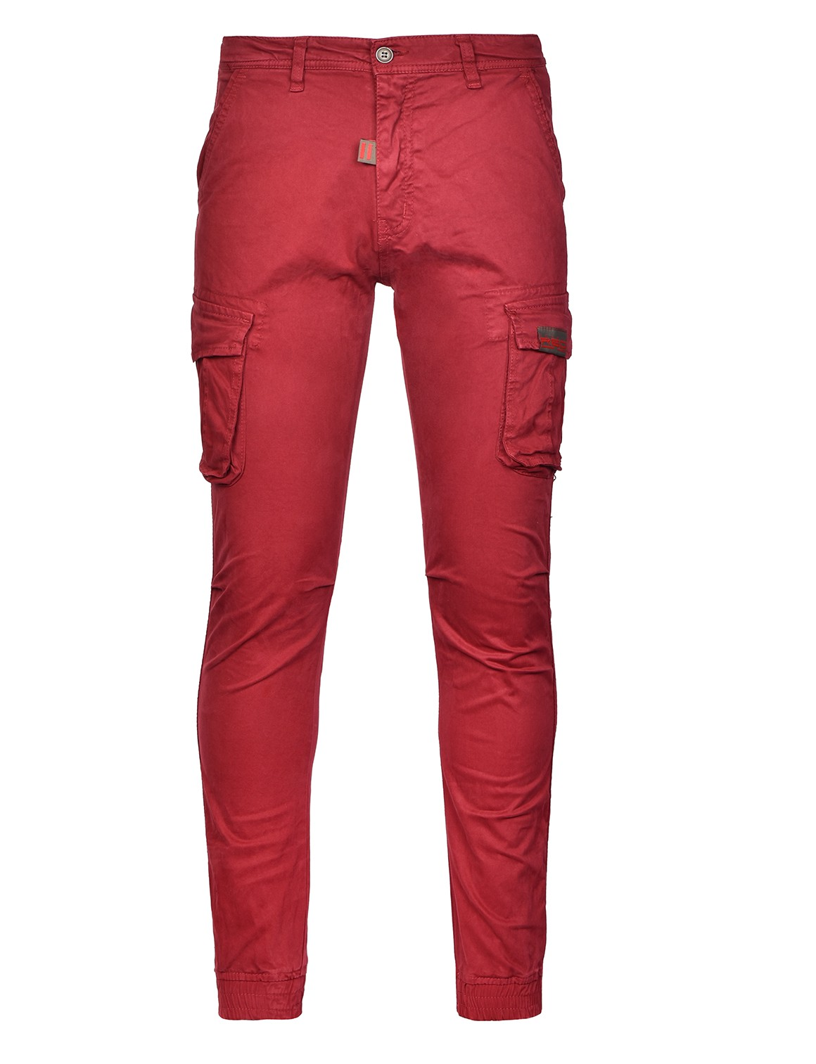 Street Hero Pants Bordeaux