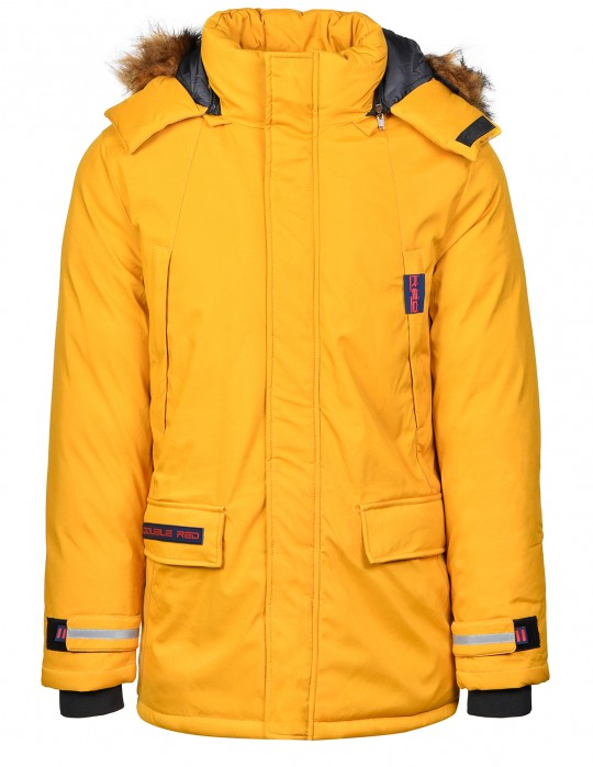 AVALANCHE Parka Yellow