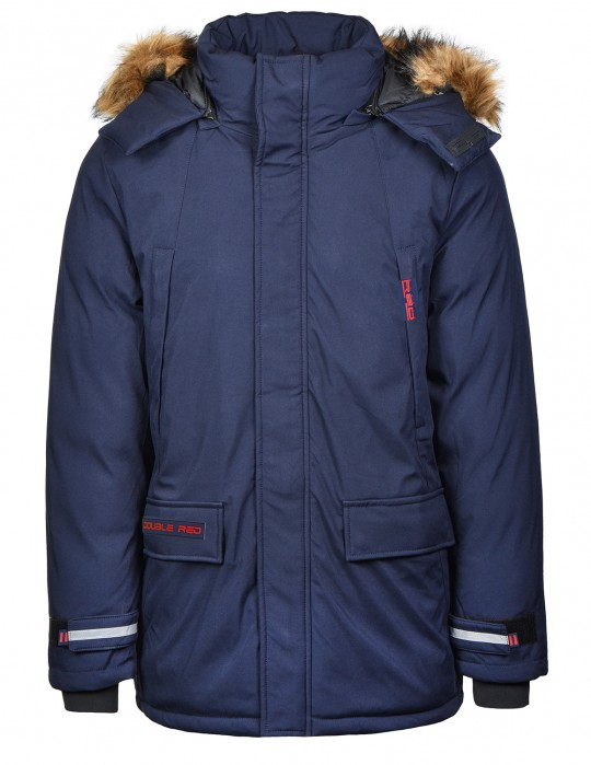 AVALANCHE Parka Dark Blue
