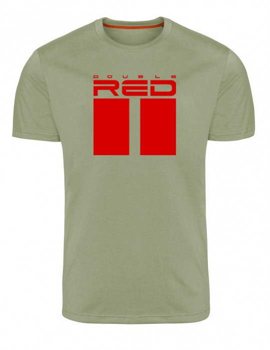 T-Shirt ALL LOGO Olive