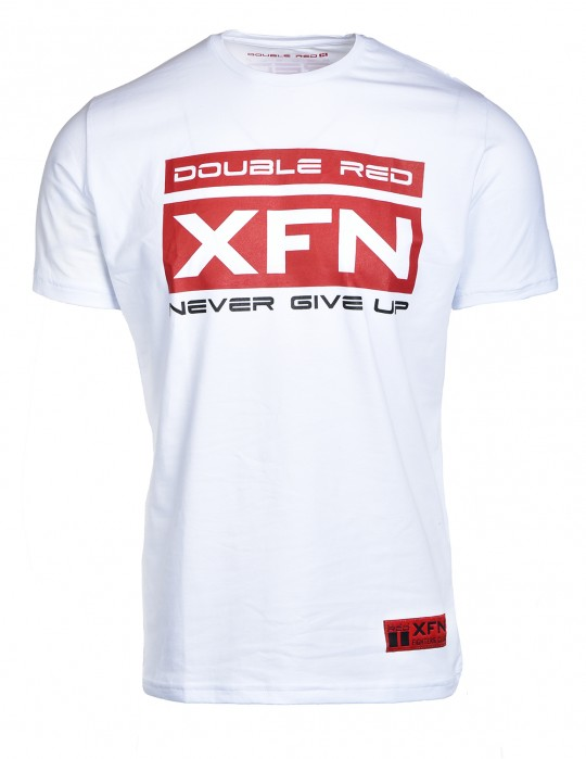 T-Shirt XFN Never Give Up