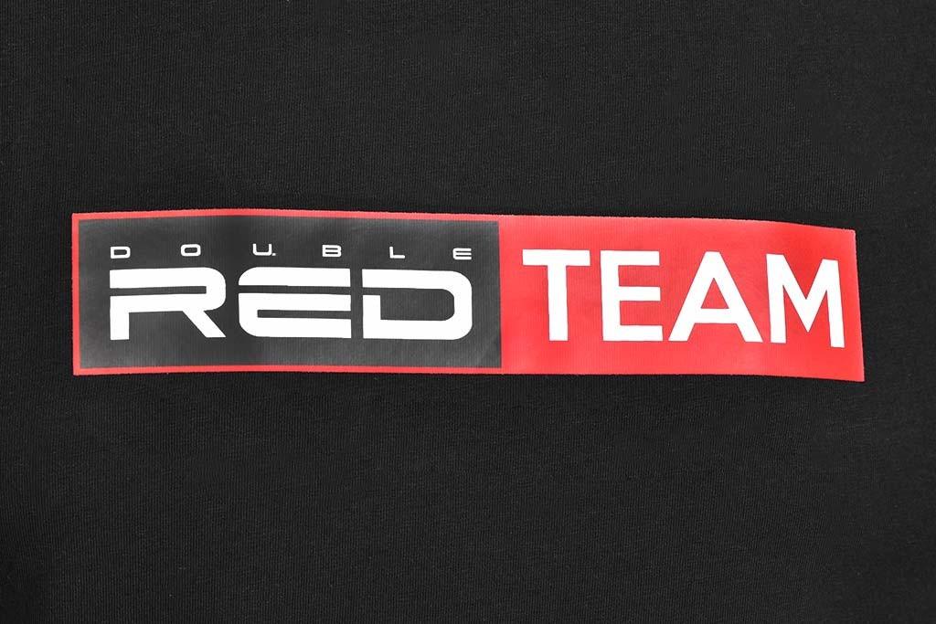 RED TEAM Tank Top Black
